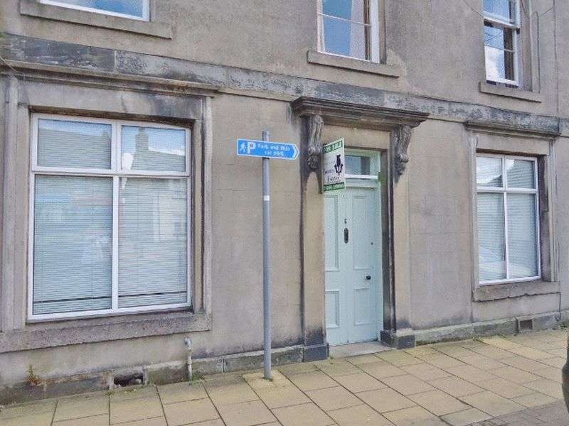 2 Bedrooms Flat for sale in 18 HIGH STREET, KINCARDINE