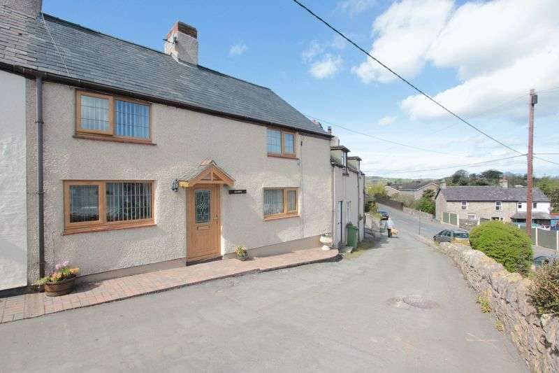 3 Bedrooms Cottage House for sale in Ochr Y Bryn, Denbigh