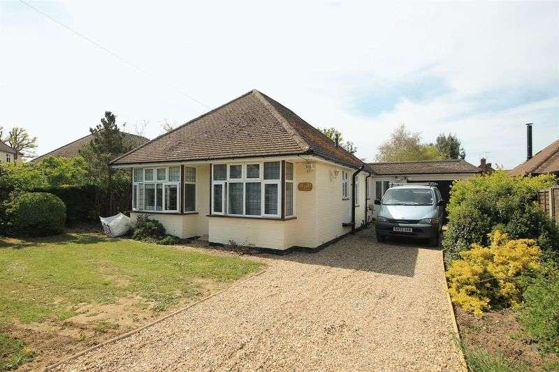 3 Bedrooms Detached Bungalow for sale in Send Marsh