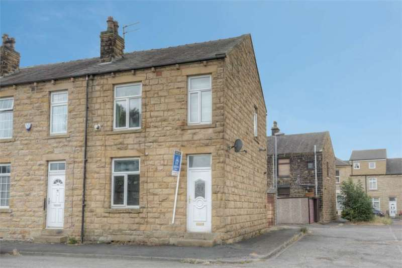 3 Bedrooms End Of Terrace House for sale in Nursery Street, Dewsbury