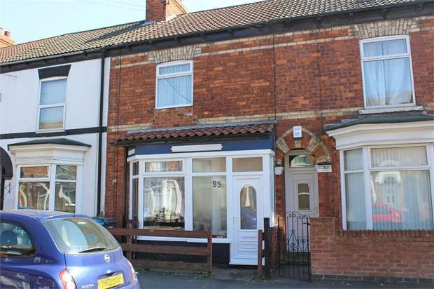 3 Bedrooms Terraced House for sale in Belvoir Street, Hull, East Riding of Yorkshire