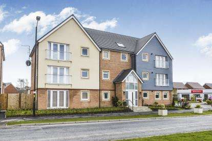 1 Bedroom Flat for sale in New Quay Road, Lancaster, Lancashire, ., LA1