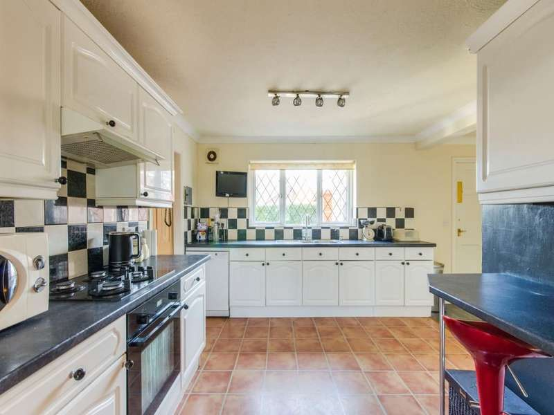 6 Bedrooms Detached House for sale in Orchard Close, Eggborough, Goole, DN14