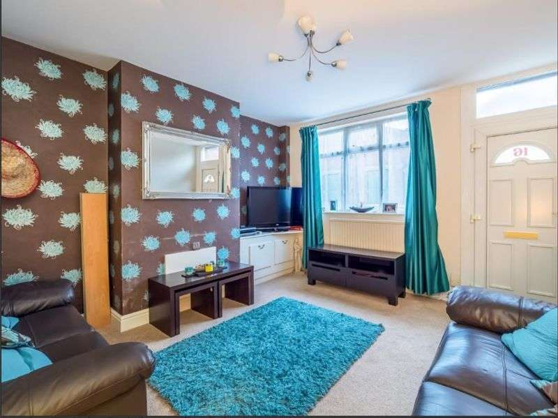 2 Bedrooms Terraced House for sale in Grace Avenue, Nottingham