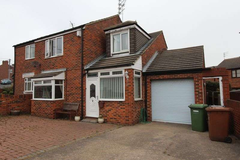 3 Bedrooms Semi Detached House for sale in Halifax Place, Ryhope, Sunderland