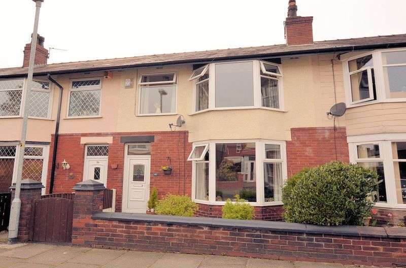 3 Bedrooms Terraced House for sale in Gregory Avenue, Breightmet, Bolton