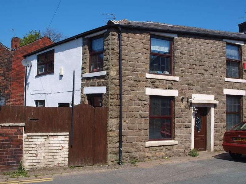 2 Bedrooms House for sale in New Street, Milnrow, OL16 3PQ