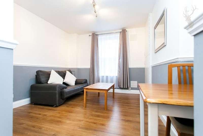 1 Bedroom Flat for sale in Corfield Street, Bethnal Green, E2