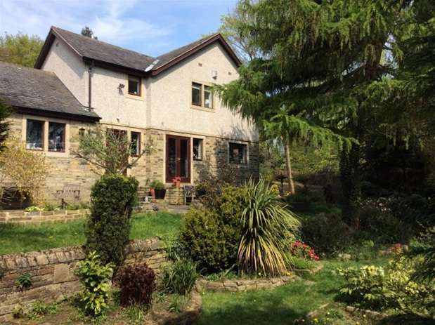 4 Bedrooms Detached House for sale in Rosse Field Park, Heaton, Bradford