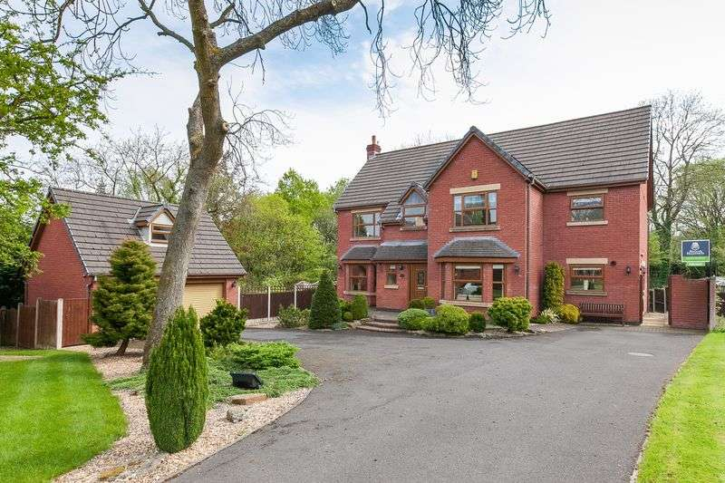7 Bedrooms Detached House for sale in Deerwood Gardens, Standish, Wigan, WN1 2SR