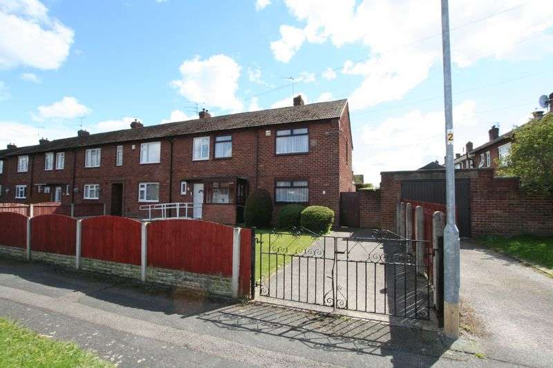 3 Bedrooms Terraced House for sale in Three Bedroom End Terraced