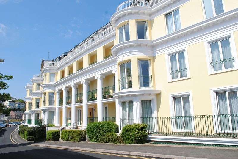 2 Bedrooms Flat for sale in The Vinery, Montpellier Road, Torquay