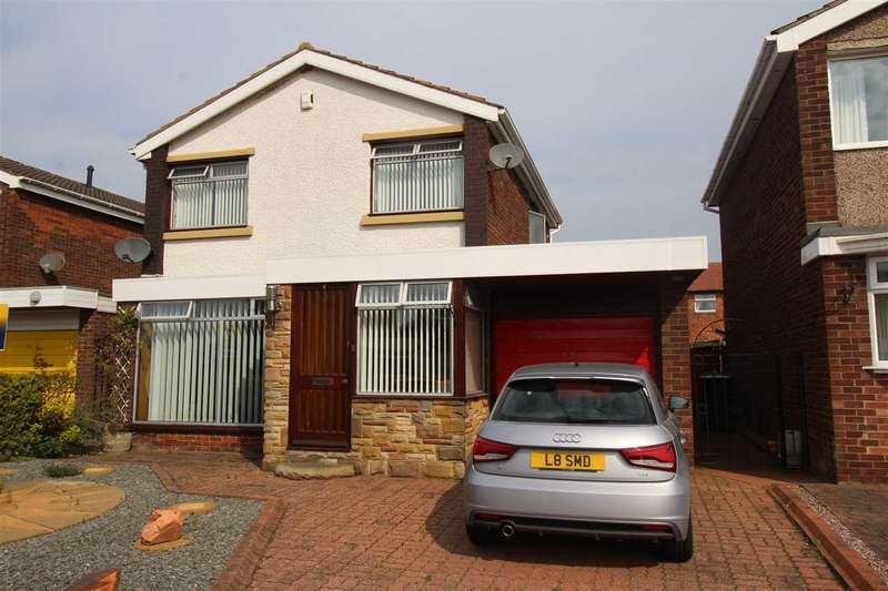3 Bedrooms Detached House for sale in Ashkirk, Dudley, Cramlington