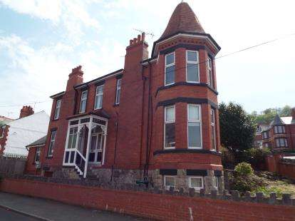 5 Bedrooms Semi Detached House for sale in Park Road, Colwyn Bay, Conwy, LL29