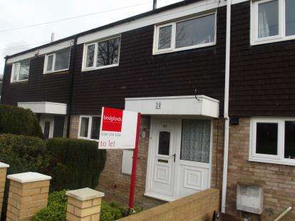 3 Bedrooms Terraced House for sale in Beech Close, Brasside, Durham, DH1