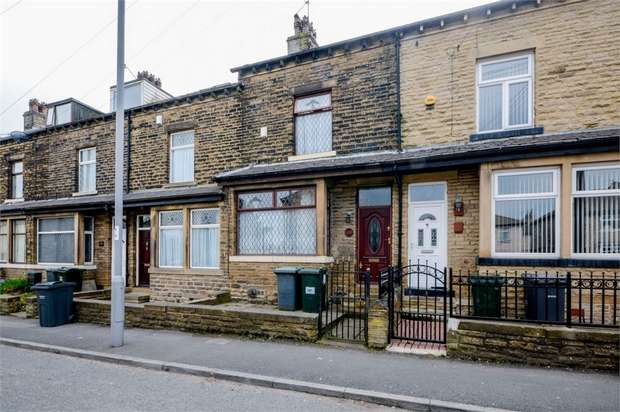 3 Bedrooms Terraced House for sale in Leeds Road, Eccleshill, Bradford, West Yorkshire