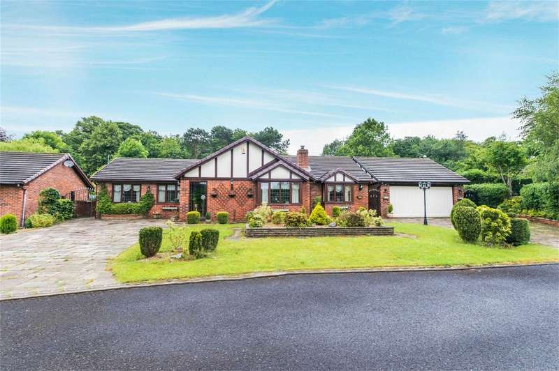 3 Bedrooms Detached Bungalow for sale in Barley Brook Meadow, Sharples, Bolton, Lancashire