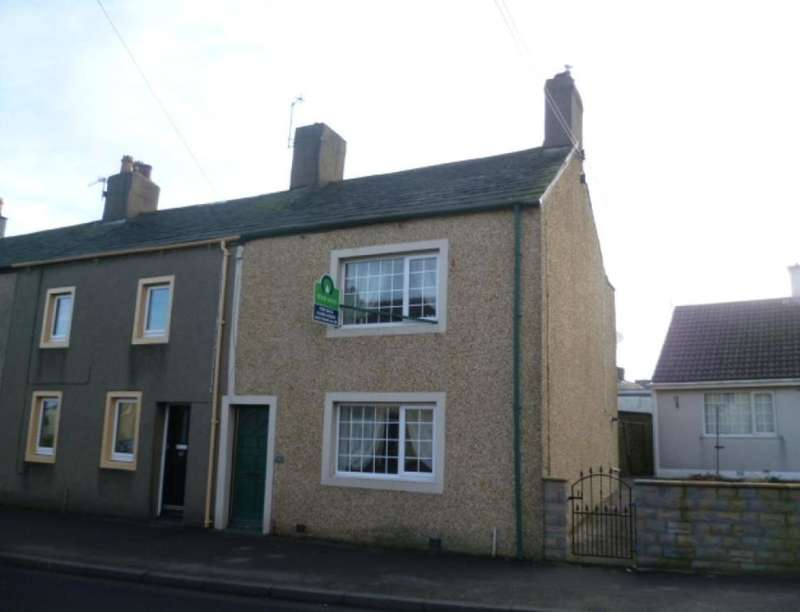2 Bedrooms Property for sale in Main Road, Seaton, Workington, CA14