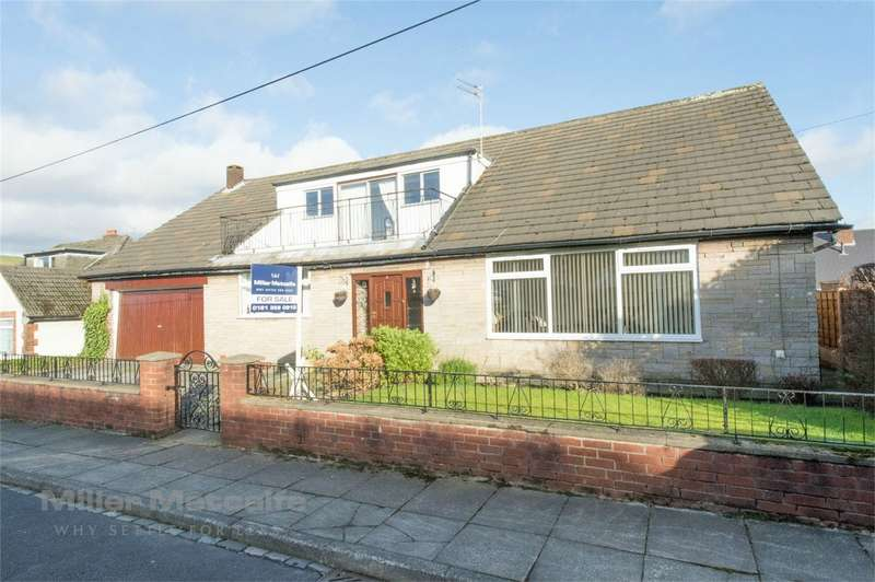 4 Bedrooms Detached Bungalow for sale in Holden Avenue, Jericho, Bury, Lancashire
