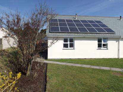 2 Bedrooms Bungalow for sale in Foxhole, St. Austell, Cornwall