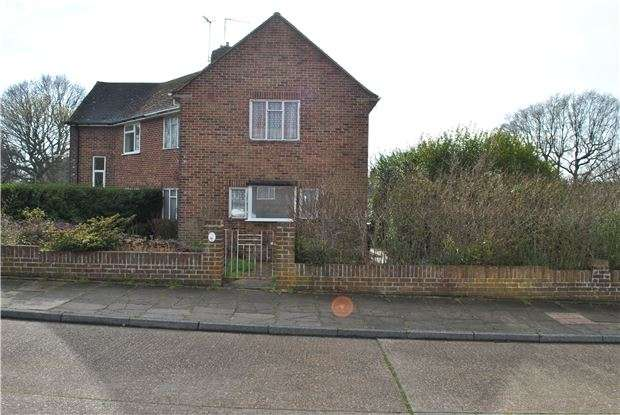2 Bedrooms Semi Detached House for sale in Edmonton Road, BEXHILL-ON-SEA, East Sussex, TN39 4BJ