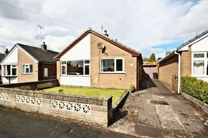 3 Bedrooms Detached Bungalow for sale in Pine Close,Talke