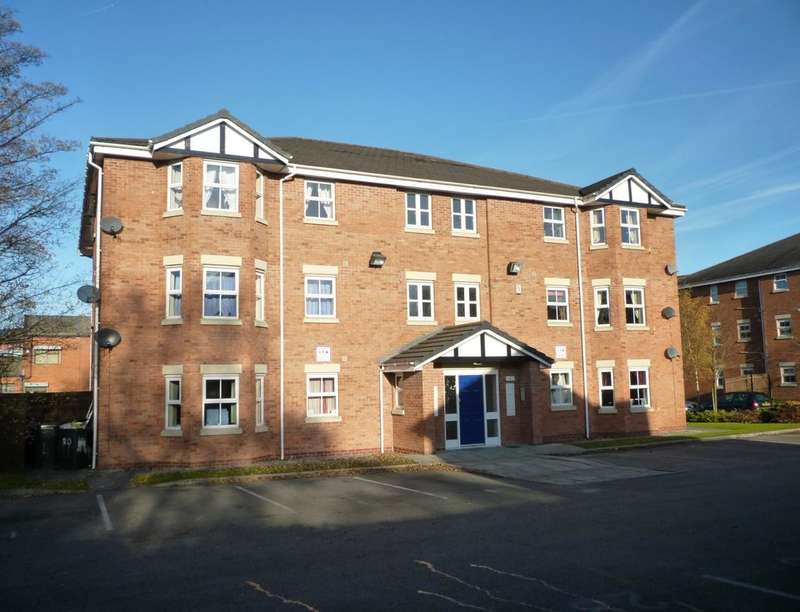 1 Bedroom Flat for sale in Paisley Park, Farnworth, Bolton, BL4