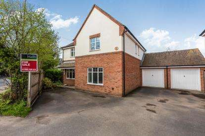 5 Bedrooms House for sale in Bramblewood, Main Road, Kempsey, Worcester