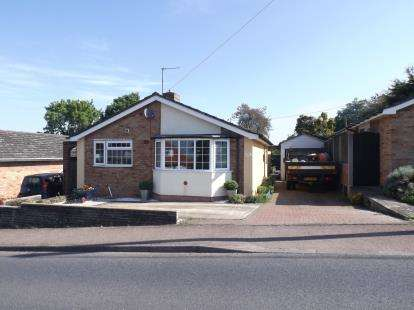 2 Bedrooms Bungalow for sale in Sudbury, Suffolk