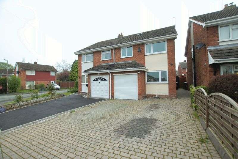 4 Bedrooms Semi Detached House for sale in Arden Road, Barton Under Needwood