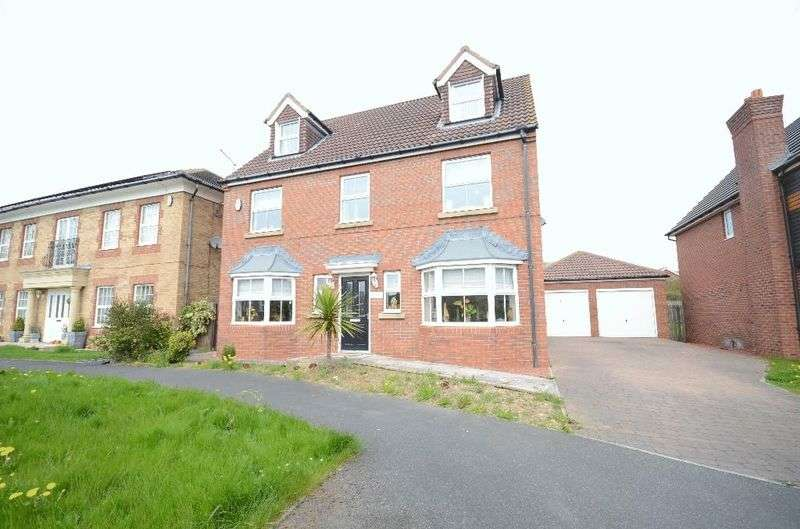 6 Bedrooms Detached House for sale in Hopton Drive, Sunderland