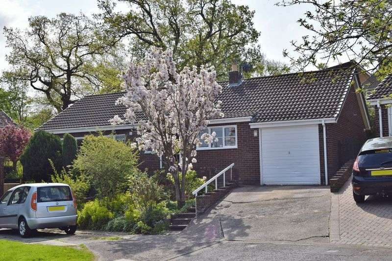 3 Bedrooms Detached Bungalow for sale in Dipton Close, Eastwood Grange, Hexham