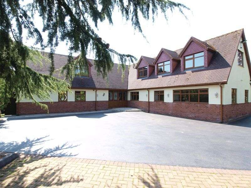 5 Bedrooms Detached House for sale in Vyner Road South, Oxton