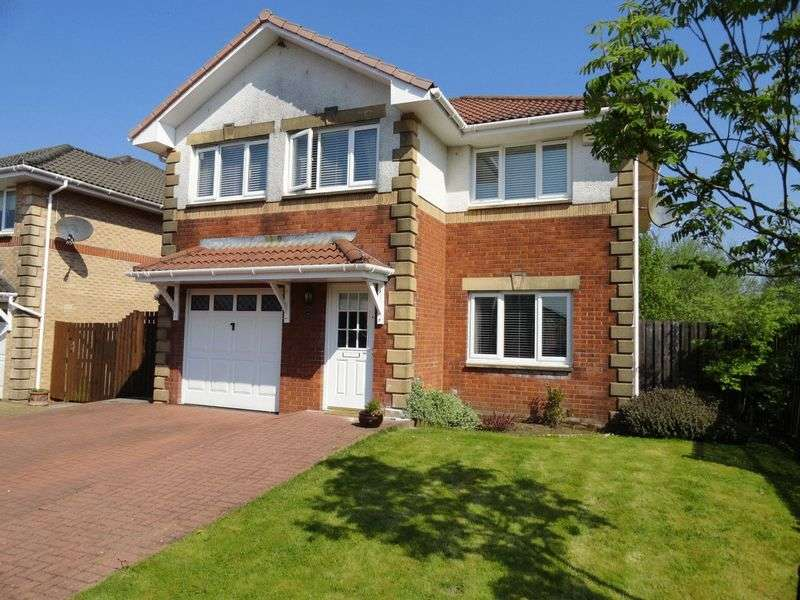 5 Bedrooms Detached House for sale in Oakburn Walk, Alexandria