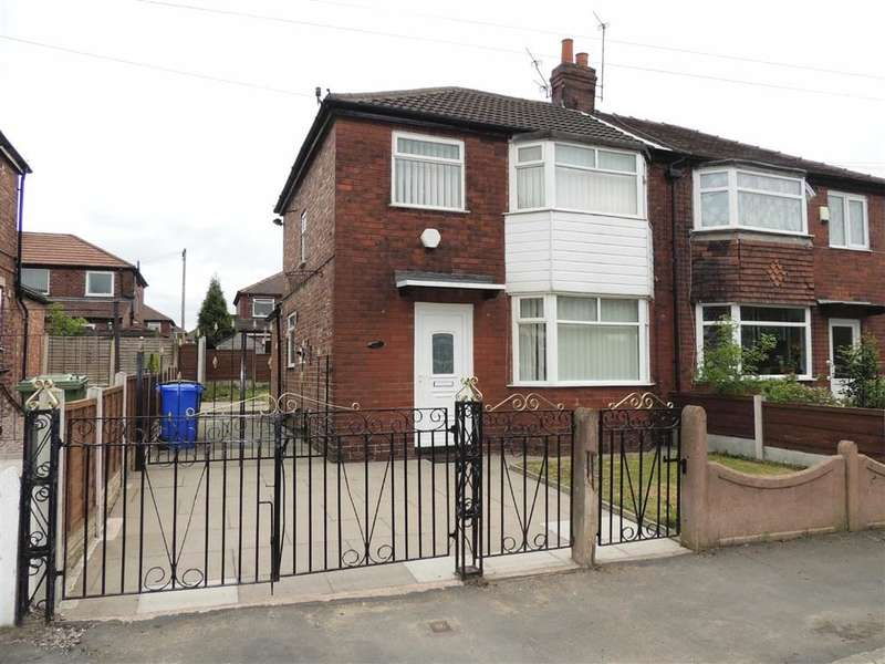 3 Bedrooms Property for sale in Brogan Street, Manchester