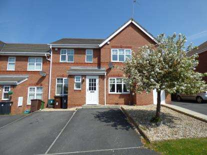 2 Bedrooms Terraced House for sale in Trent Way, Liverpool, Merseyside, L21