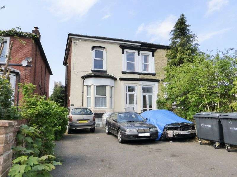 2 Bedrooms Flat for sale in Marlborough Road, Southport