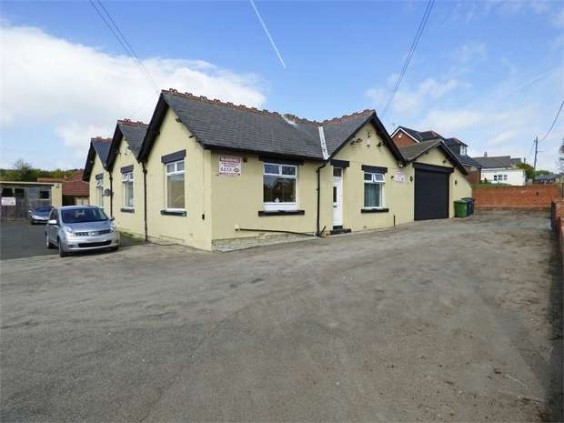 4 Bedrooms Detached Bungalow for sale in Glossop Street, High Spen, Rowlands Gill, Tyne and Wear