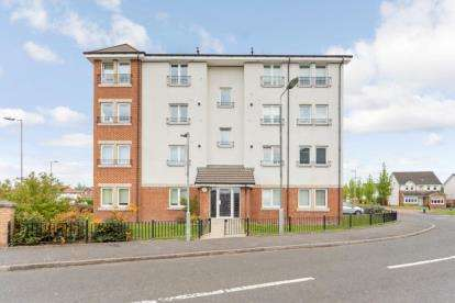 2 Bedrooms Flat for sale in John Muir Way, Motherwell, North Lanarkshire