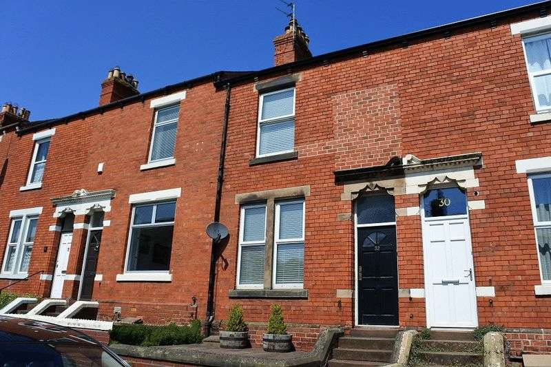 3 Bedrooms Terraced House for sale in Newtown Road, Carlisle