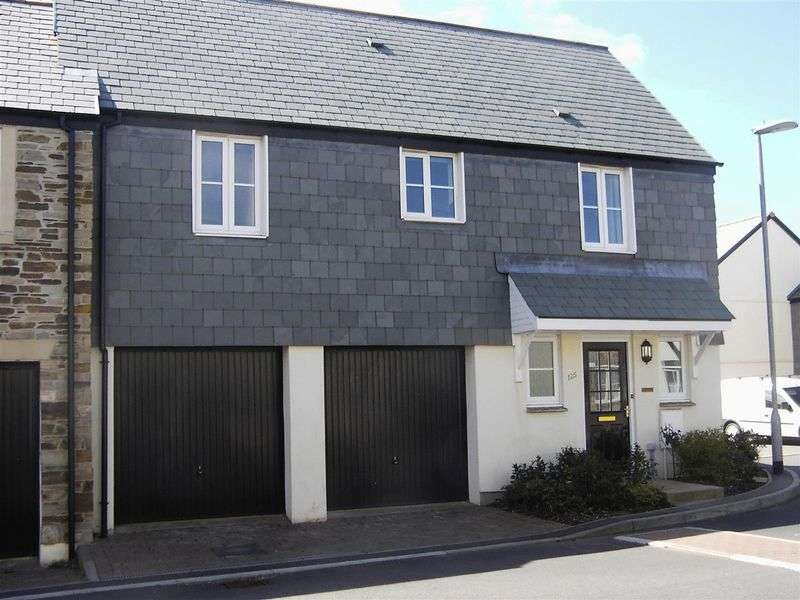 2 Bedrooms Flat for sale in Treclago View, Camelford