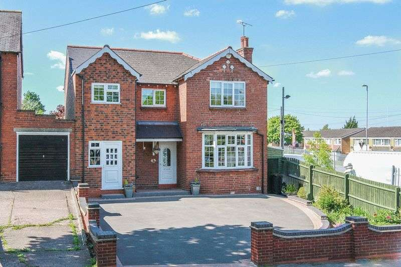 4 Bedrooms Detached House for sale in Lilley Lane, Birmingham
