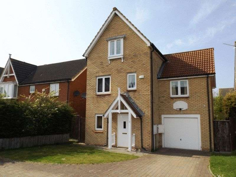 4 Bedrooms House for sale in Beech Court, Widdrington - Four Bedroom Town House