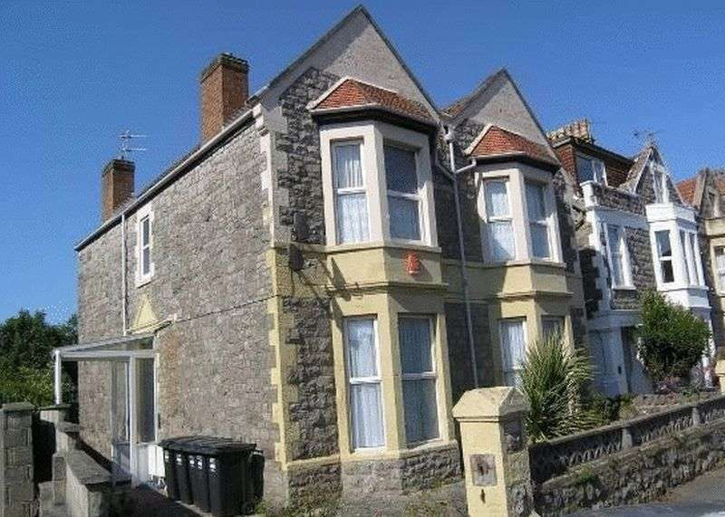 1 Bedroom Flat for sale in Gordon Road, Weston-super-Mare