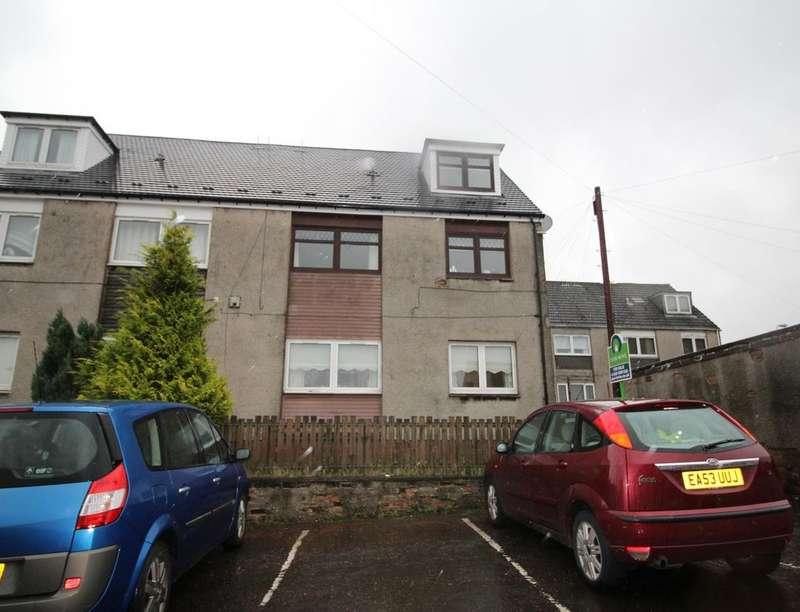 3 Bedrooms Flat for sale in Loch Trool Way, Whitburn, Bathgate, EH47