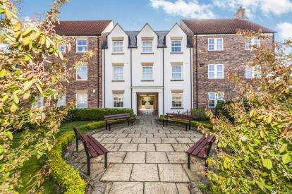 2 Bedrooms Parking Garage / Parking for sale in Brunel House, The Old Market, Yarm