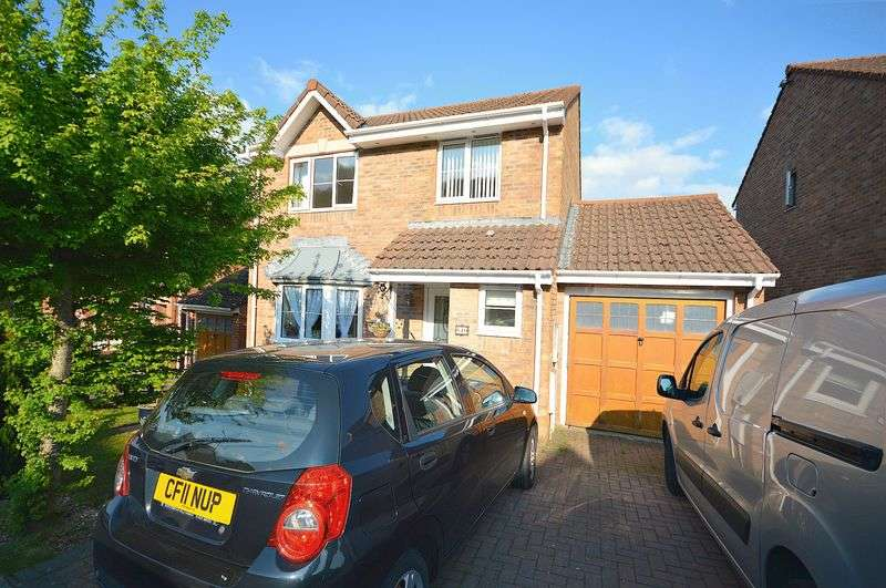 3 Bedrooms Detached House for sale in Dorallt Way, Cwmbran
