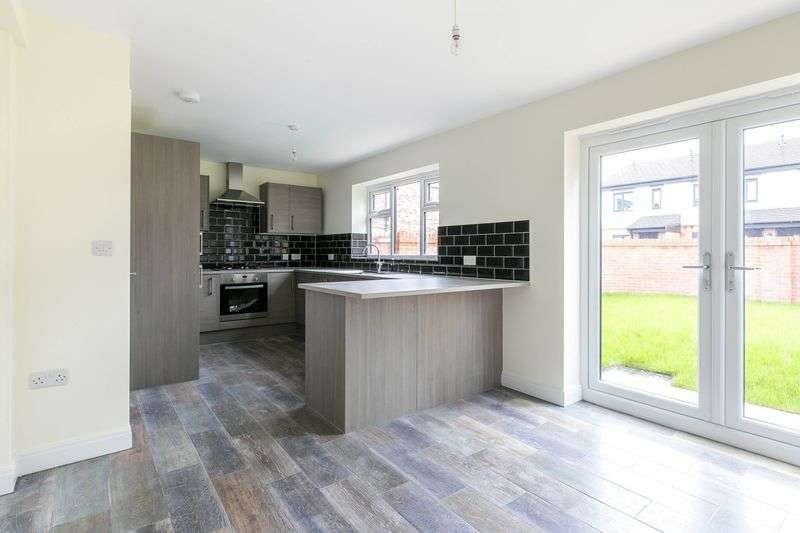 3 Bedrooms Detached House for sale in Leigh Road, Hindley Green, WN2 4UD
