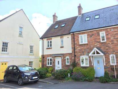 3 Bedrooms End Of Terrace House for sale in Shaftesbury, Dorset