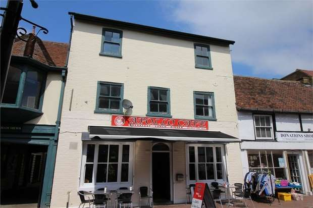 2 Bedrooms Flat for sale in Arlingham Mews, WALTHAM ABBEY, Essex
